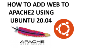 Read more about the article Add website to apache2 in 2021